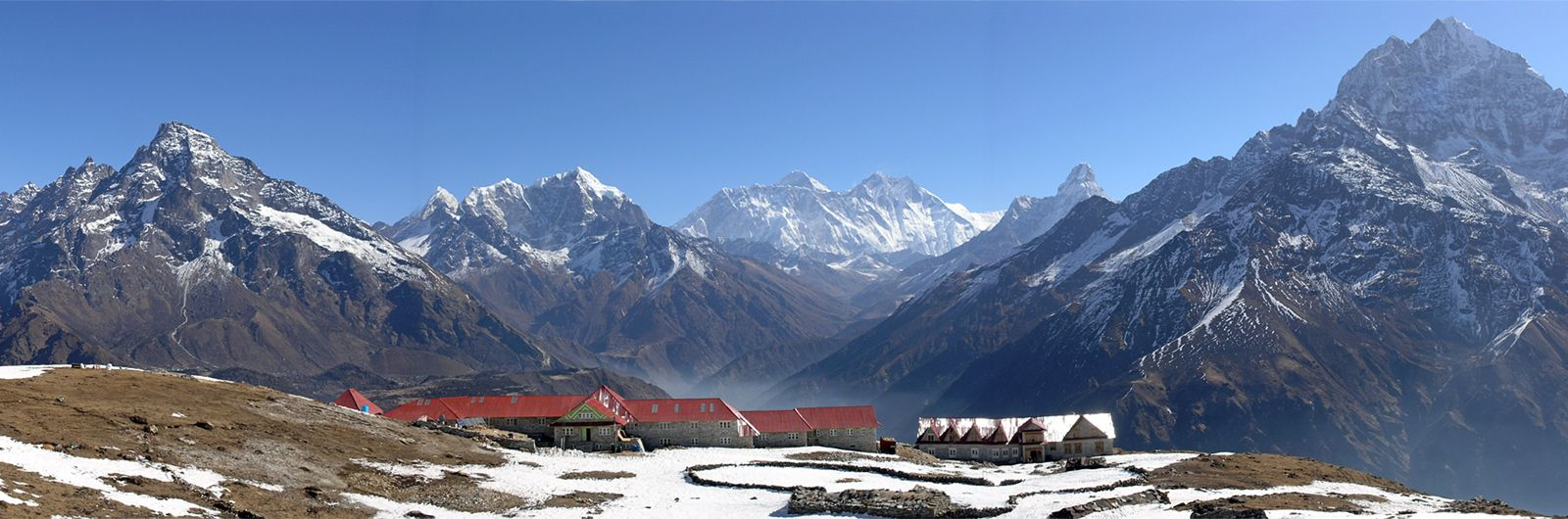 Trek Everest C. Base por Gokyo