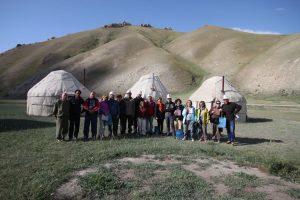 Dia 11 Campamento Tash Rabat