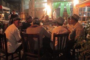 Dia 12 Mercado Nocturno Kashgar