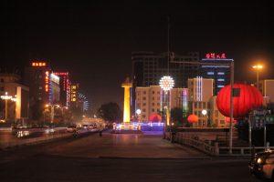 Dia 12 Plaza del Pueblo de Kashgar