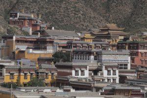 Dia 20 Monasterio de Xiahe
