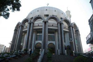 Dia 21 Mezquita Blanca de Lanzhou
