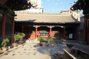 Dia 21 Templo Taoista de Lanzhou