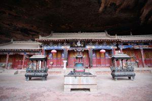 Dia 22 Montaña Inmortales Templo Taoista