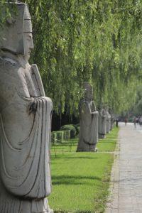 Dia 25 Camino Sagrado Tumbas Ming