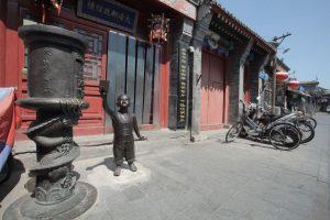 Dia 26 Hutong del Lago Baihai