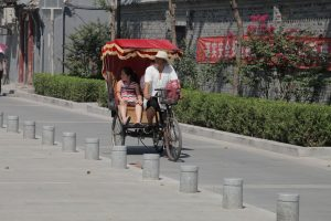 Dia 26 Trishaw alrededor del Hutong del Lago Baihai