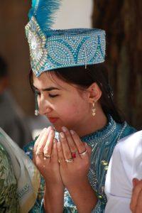 Dia 6 Peregrina en necrópolis de Bahauddin Naqshbandi