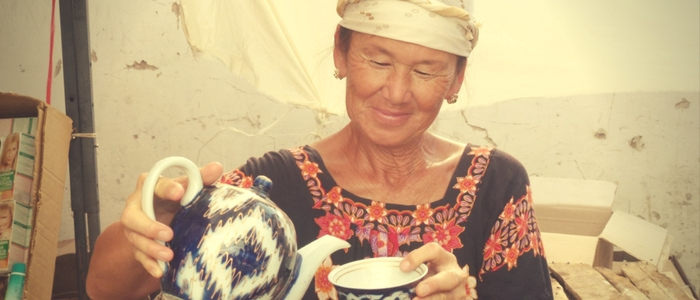 Ruta Seda: Dia 2 – Al tantán de Uzbekistán