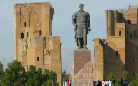 Ruta Seda: Día 7 –  Te presento al temido Amir Timur