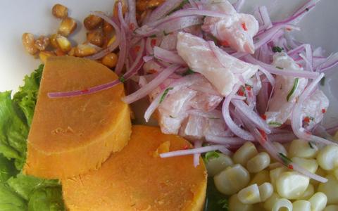 Pistas sobre los platos típicos peruanos