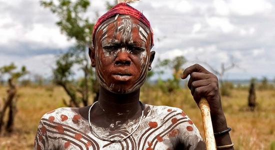 Etiopía tiene una gran riqueza étnica