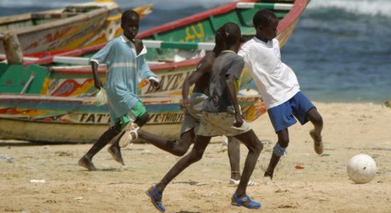 Senegal un buen destino africano para Navidad