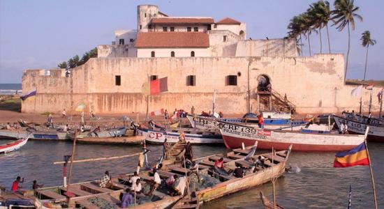 Ghana destino navideño africano