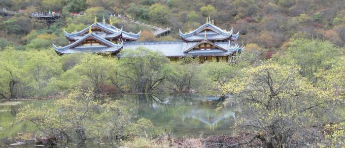Monaterio de Huanglong