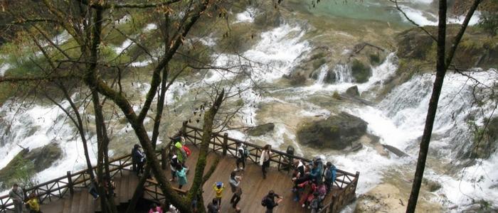 Que visitar en Jiuzhaigou