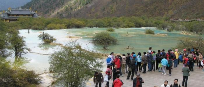 Qué visitar en Huanglong