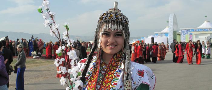 que ver en Turkmenistán