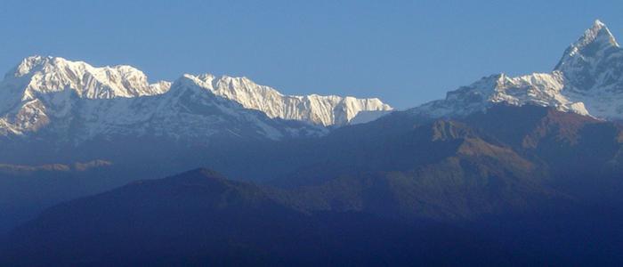 deporte activo en Nepal