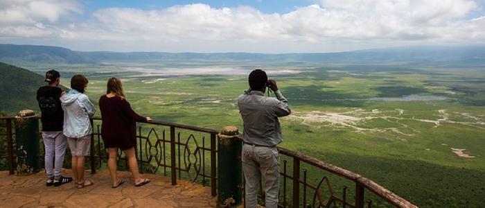 Visita al cráter de Ngorongoro