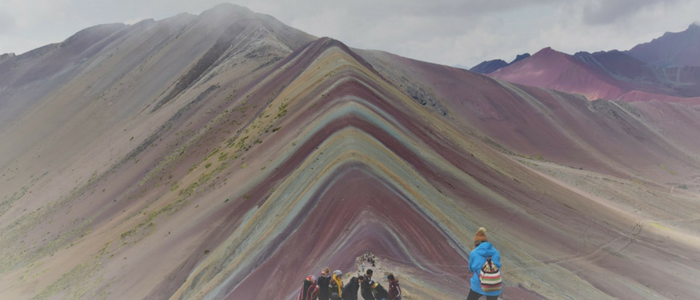 Visita el Cerro Colorado