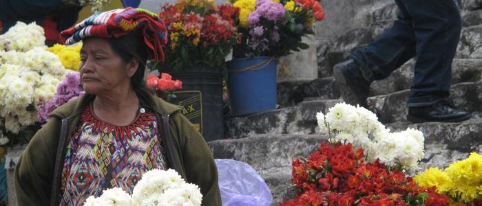 qué ver en el mercado de Chichicastenango