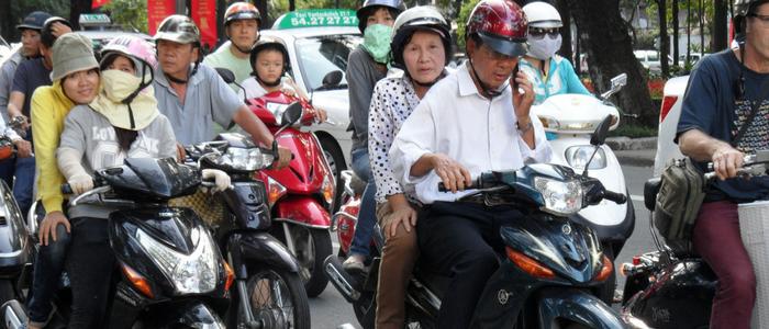 antigua Saigón