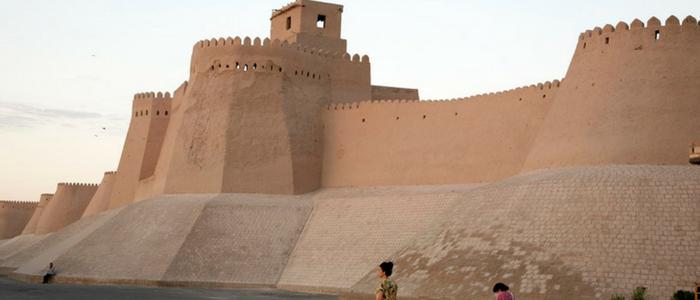 muralla bukara