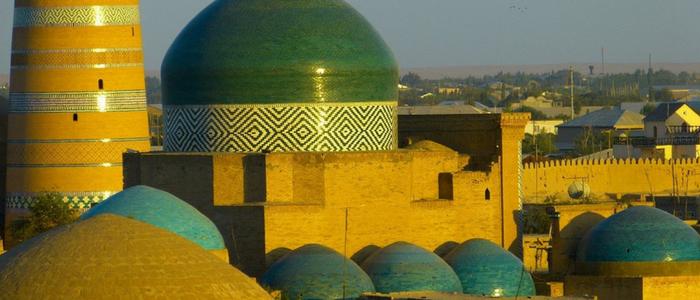 Qué visitar en Jiva, oasis en la Ruta de la Seda