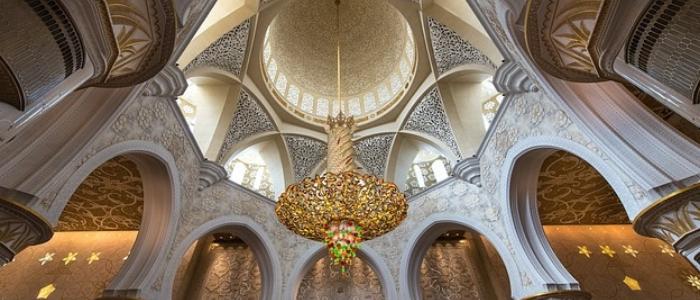 Que ver en la Mezquita de Sheikn Zayed
