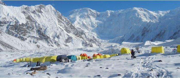 Turismo en Kirguistán