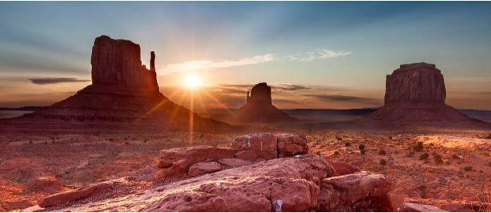 Turismo parques nacionales EE UU
