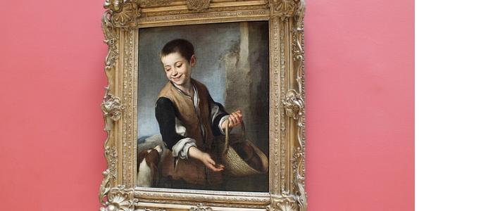Velázquez, grandes maestros de la pintura en el Hermitage