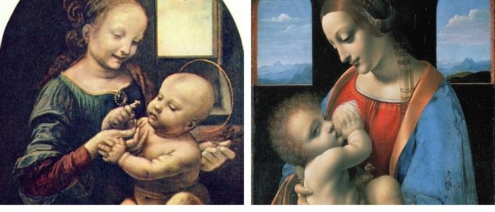 Las madonnas de Leonardo Da Vinci imprescindibles en la visita al Hermitage