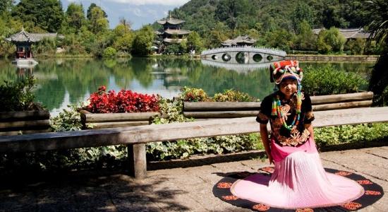 Con 301.000 habitantes, Lijiang es uno de los mejores ejemplos de la riqueza étnica y cultural de Yunnan