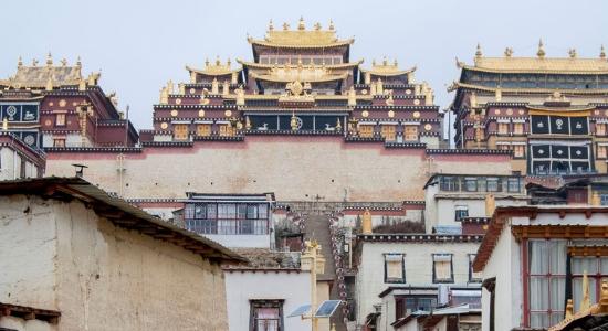 Shangri-La es uno de los objetivos de todos los viajeros de Yunnan