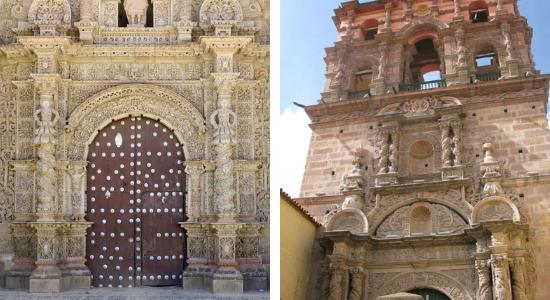 La ciudad de Potosí cuenta con uno de los mejores legados de arquitectura colonial de América