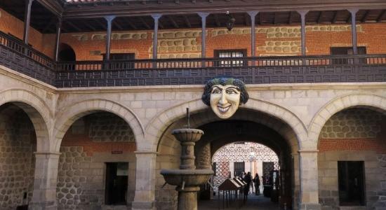 La Casa Real de la Moneda de Potosí es el edificio más emblemático de la ciudad boliviana