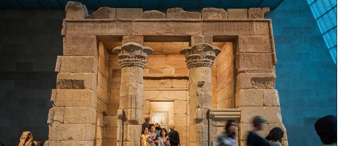 Arte egipcio en el MET