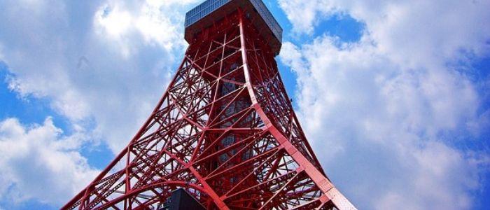 La Torre de Tokio símbolo de la ciudad