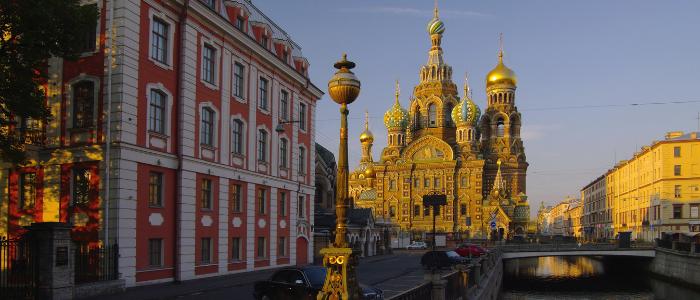 Qué visitar en San Petersburgo