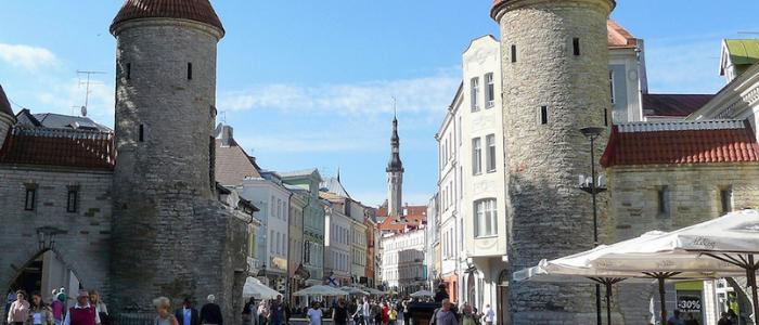 casco antiguo Tallin