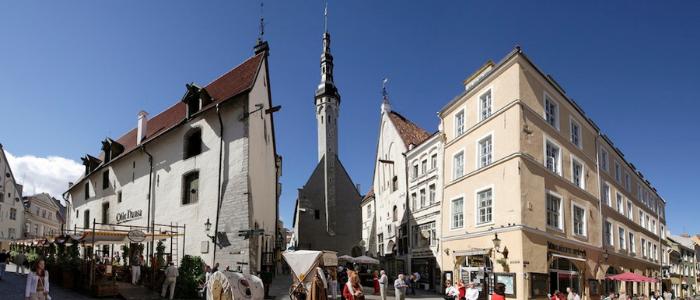 Iglesia de San Olaf Tallin