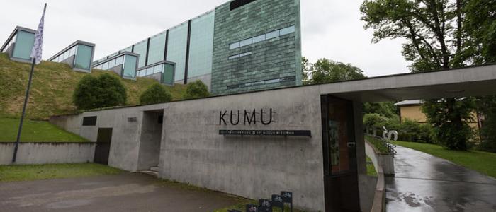museo de arte Kumu Tallin