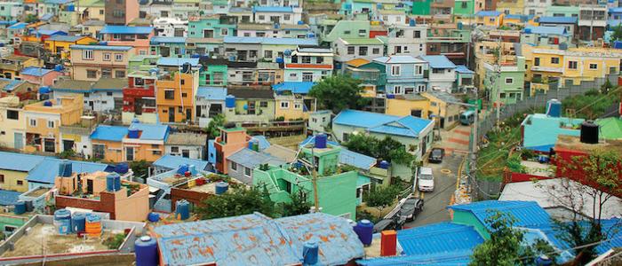aldea cultural gamcheon
