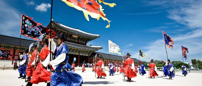 Palacio Gyeongbokgung Seul