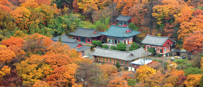 aldea corea del sur