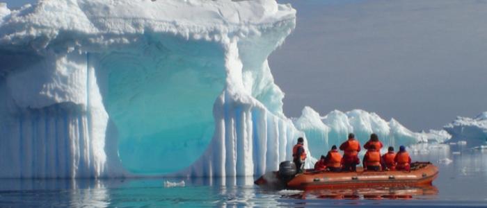 que ver en la Antartida