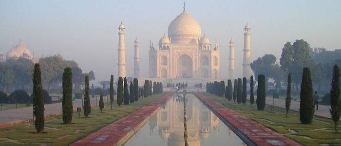 Visitar Taj Mahal