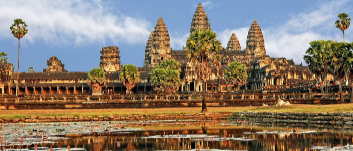 que ver en Angkor